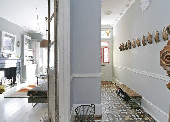 аксессуары в коридоре