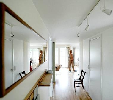 зеркала в коридоре 3