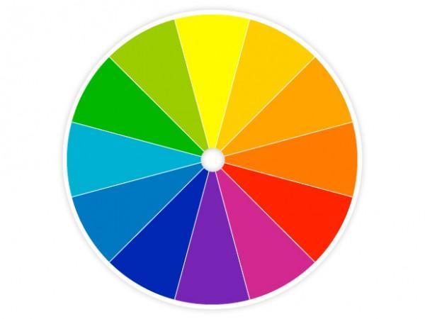 цветовая схема для обоев