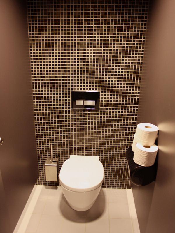Как подобрать плитку для туалета
