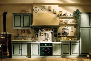 кухня в стиле прованс 2