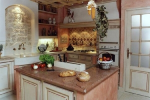 детали на кухне прованс