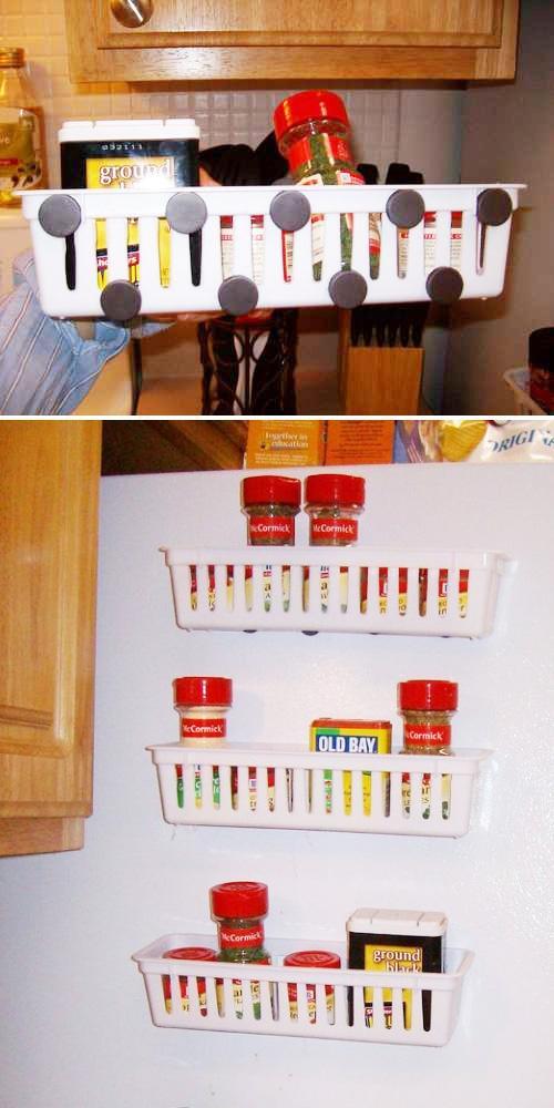 Полезные магниты на холодильнике. лайфхаки для кухни