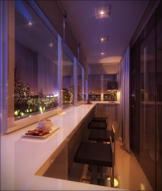 балкон с видом на ночной город.jpg