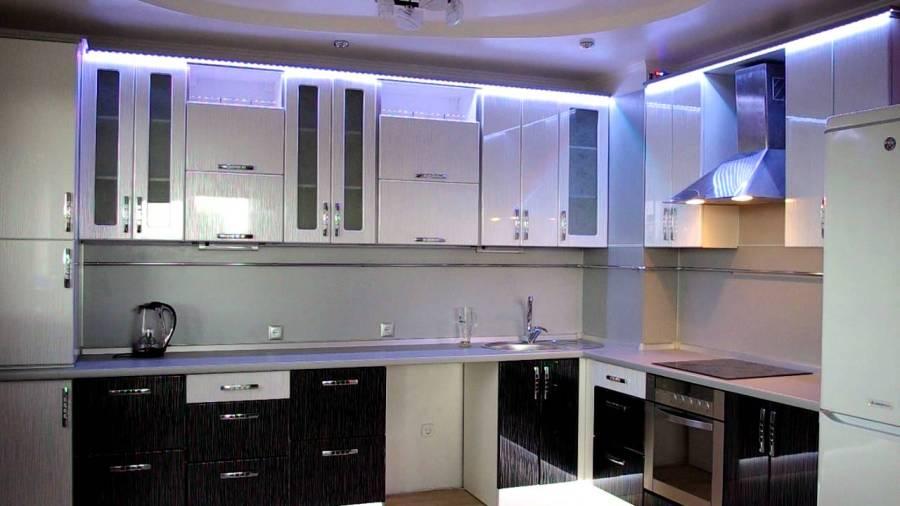 Экономичные светодиоды на кухне