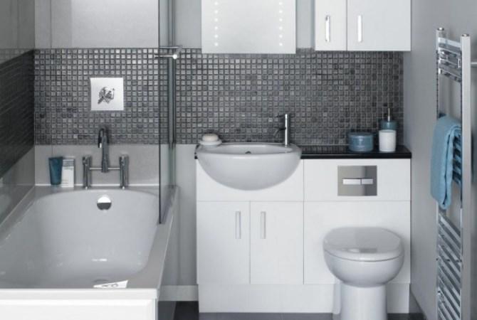 компактный унитаз в ванной в хрущёвке 2
