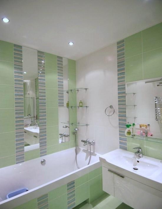 стены ванной в хрущёвке 2 - ремонт ванной комнаты в хрущевке