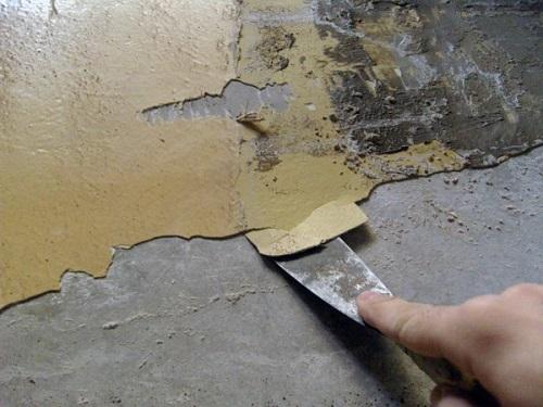 Хорошо очистите поверхность перед монтажом