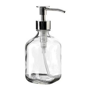 Дозаторы для мыла - часть интерьера ванной
