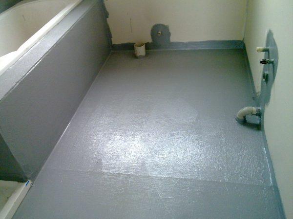 Гидроизоляция в ванной комнате должна быть обязательно