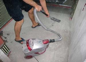 Перед нанесением гидроизоляции поверхность нужно подготовить