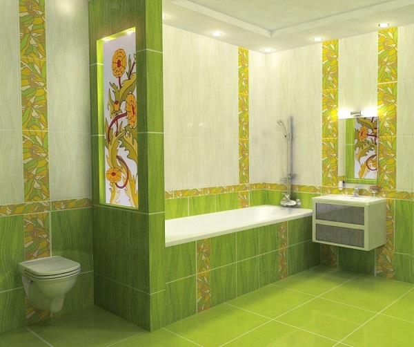 Выбрать плитку в ванную помогут рекомендации